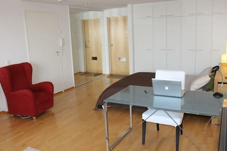 Modern and large studio next to TUT - Tampere