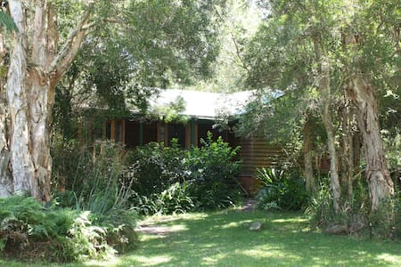 Spa House in the Bush by the Beach! - Boat Harbour - Maison