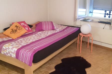 HEART OF ST. GALLEN CITY! NICE ROOM - Apartament
