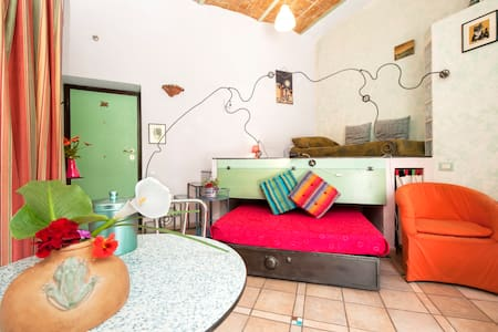 charming centrally located flat
