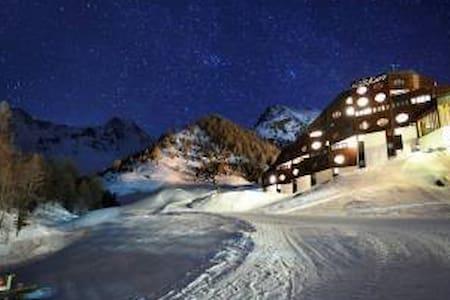 sciare   e passeggiare in montagna - Huoneisto