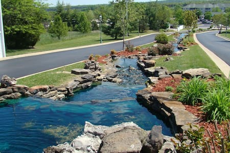 Summer budget special at Kay's Condo Branson $84 - Branson - Apartment