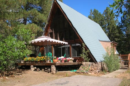 Cozy Aframe in Ponderosa Forest - Pagosa Springs