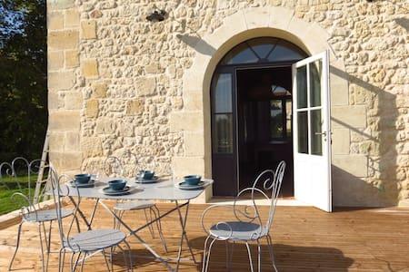 """Le """"Pigeonnier"""" de Féret-Lambert - Haus"""