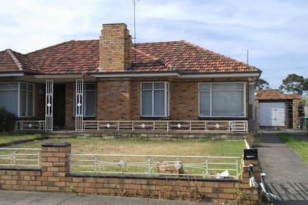 Great house with garden only 15 min away from CBD - Ev