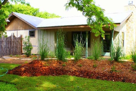 Bella Rosa Cottage - Wimberley - House