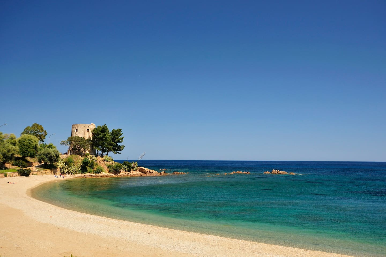 S. Maria Navarrese beach,  300mt far