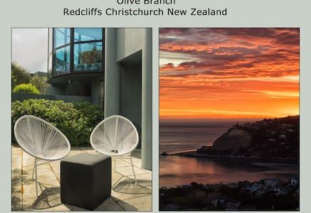 """Olive Branch"" Luxury studio 2-4 People - Christchurch - Huoneisto"