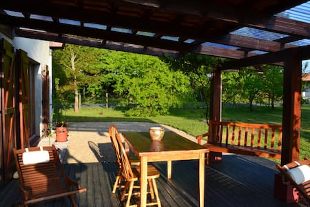 Escape into nature, private room in quiet house - Biscarrosse - Haus