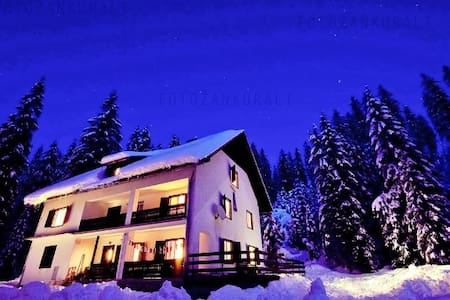 Cottage  Pokljuka - Krnica - Hytte (i sveitsisk stil)