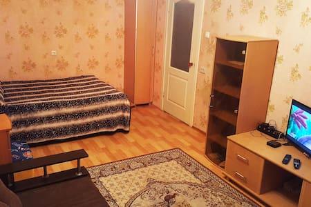 Уютная и чистая квартира, есть все для проживания - Cherepovets