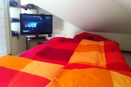Loft tranquillo e riservato - Appartamento