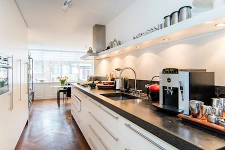 Amsterdam Penthouse Room Small - Amsterdam - Bed & Breakfast