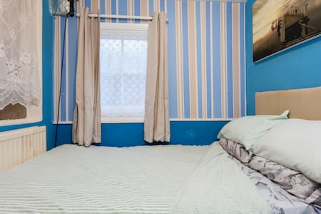 Cosy room with double bed