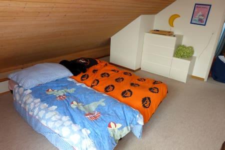 Room, private bathroom, breakfast - Oberwil-Lieli - Apartment