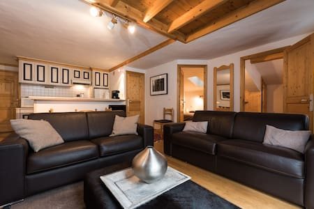 APPARTEMENT LUXE COURCHEVEL 1850  - Appartement