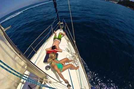 Dream holiday on a Sailboat - Castellammare di Stabia - Boot