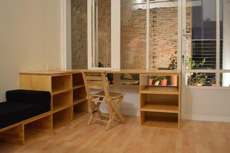 ESTUDIO D mini-loft adaptable - Guadalajara