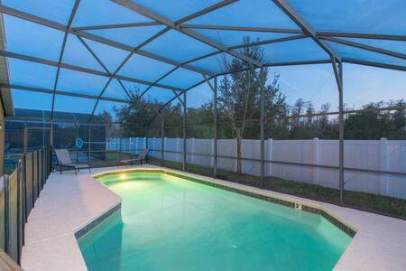 Luxurious home w/Pool & NEAR DISNEY - Kissimmee - House