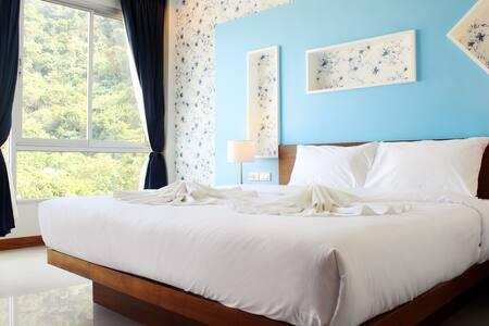 Natalie House1, Kata  - Superior RO - Tambon Karon - Bed & Breakfast