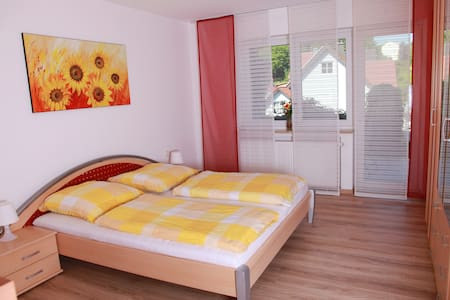 Traumhafter Urlaub nahe Regensburg - Wohnung