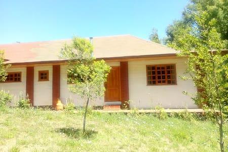 House for 6 on curacutin - Curacautín - House