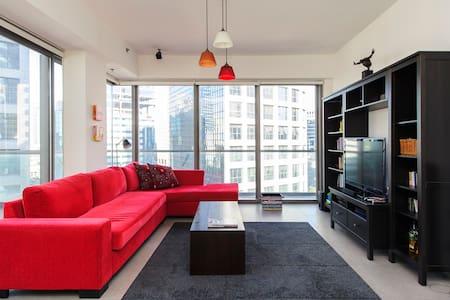 Luxarious apartment 2BR 2BTH - Lakás