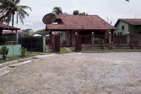 Casa em condomínio fechado - Iguaba Grande - Casa