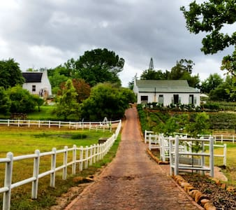 Langkloof Roses Cottages - Apartment
