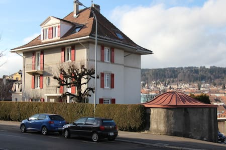 Appartement 2 pièces-Centre-ville - La Chaux-de-Fonds