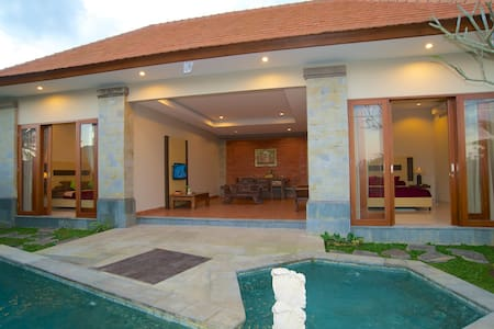 Jepun and Sandat Bali Villa Ubud