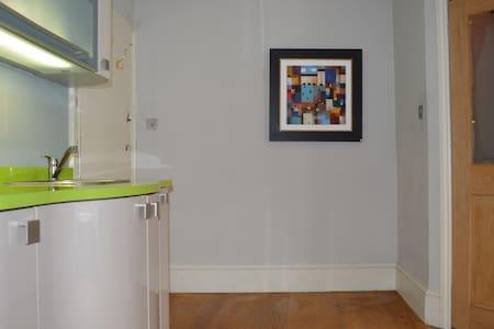 Bijou studio central opposite park - Bath - Apartamento