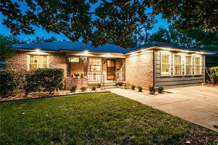 Fresh& Modern near Lovers Ln and Fisher Rd - Dallas - Huis