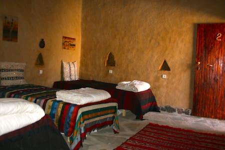 habitación sueño del desierto - Bed & Breakfast