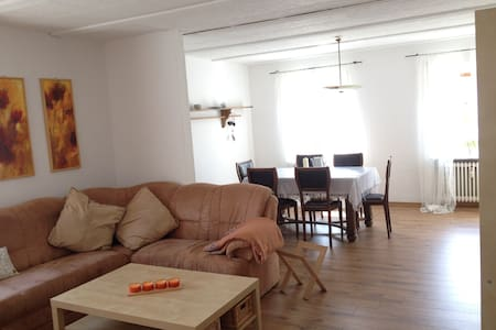 Cozy flat in Hachenburg  - Apartament