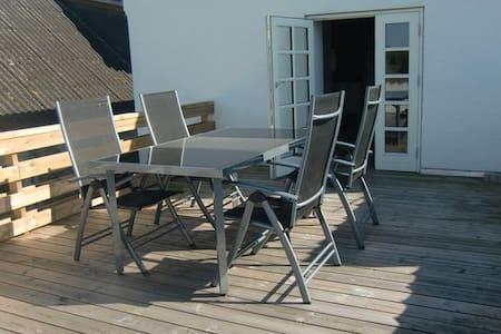 Rekreativ ferie og fritid på Helnæs