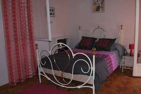 Chambre privee Ajaccio centre - Ajaccio - Bed & Breakfast