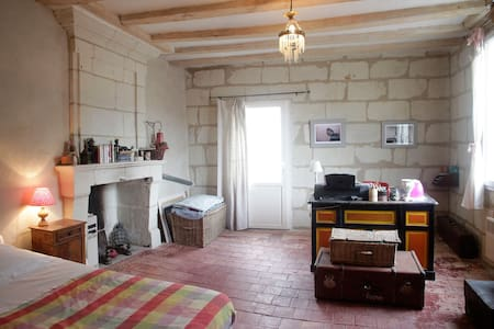 Belle chambre Candes St Martin (37) - House