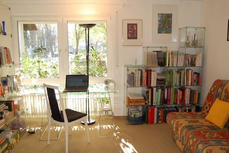 Modern-Preisgünstig Zimmer mit Bad/Küche/Nutzung - Schwebheim - Hus