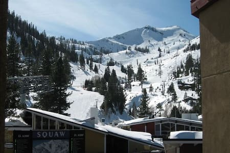 Village at Squaw - BLDG 1 - @LIFT - Olympic Valley - Apartamento