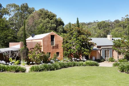 Highlands Tuscan Retreat Homestead - Berrima - Dom