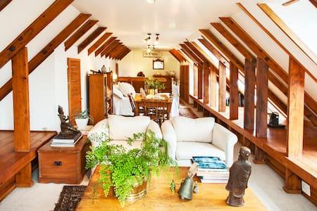 Loft studio, Morningside, Durban - Durban - Hus