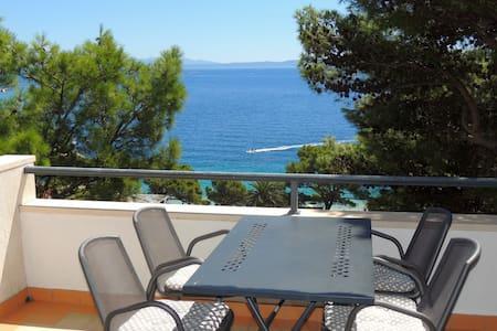 Seaview apartment for 2+2 persons - Brela - Apartment