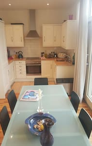 Modern 2BD Available for Christmas