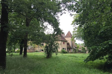 "French manor in ""La Brenne"" - Hus"