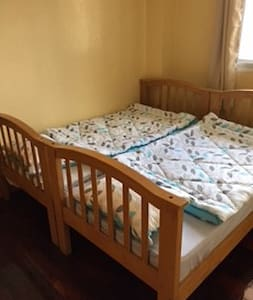 Room B in Baguio downtown - Bed & Breakfast