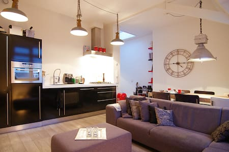GREAT apt. populair East area! - Appartement