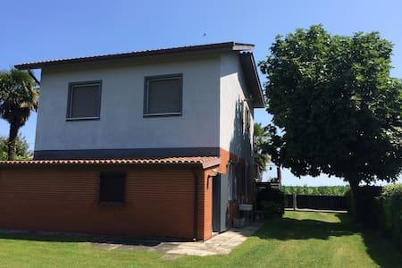 kleine Ferienwohnung bei Lignano und Bibione - Wohnung