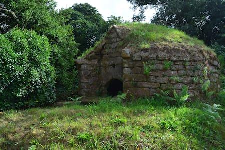 penty au coeur de la campagne bretonne - Lanvénégen - Huis