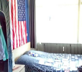 Cosy peacefull room - Enschede - Apartamento